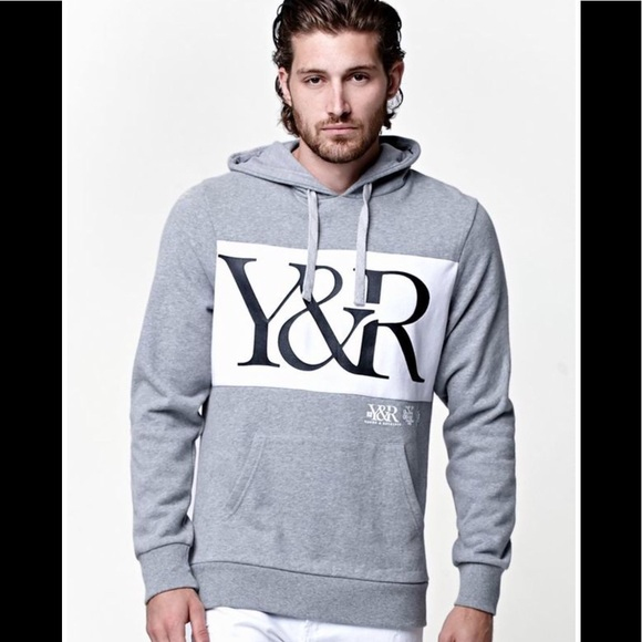 90048f78 Young & Reckless Hybrid Hoodie - Mens Hoodie S-Z8.  M_5b6f64ff477368f9a2a06a34